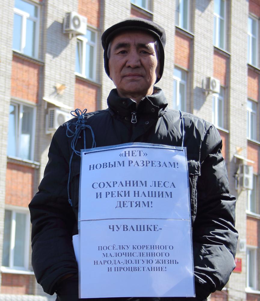Anatolij Maitakov, Myski, Kuzbass