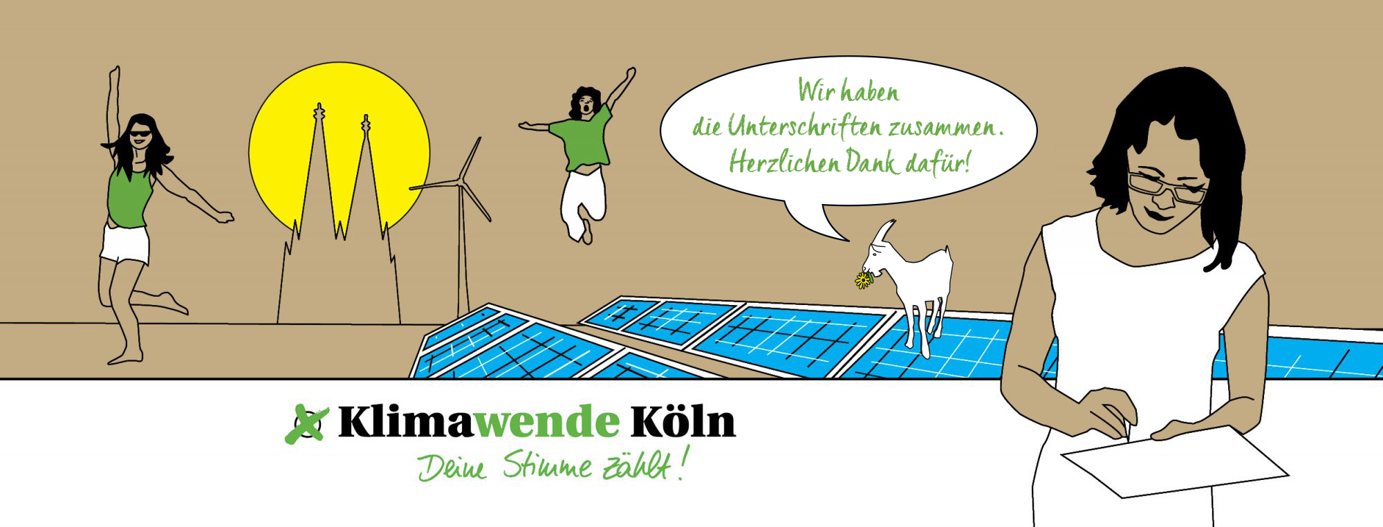 Klimawende Köln