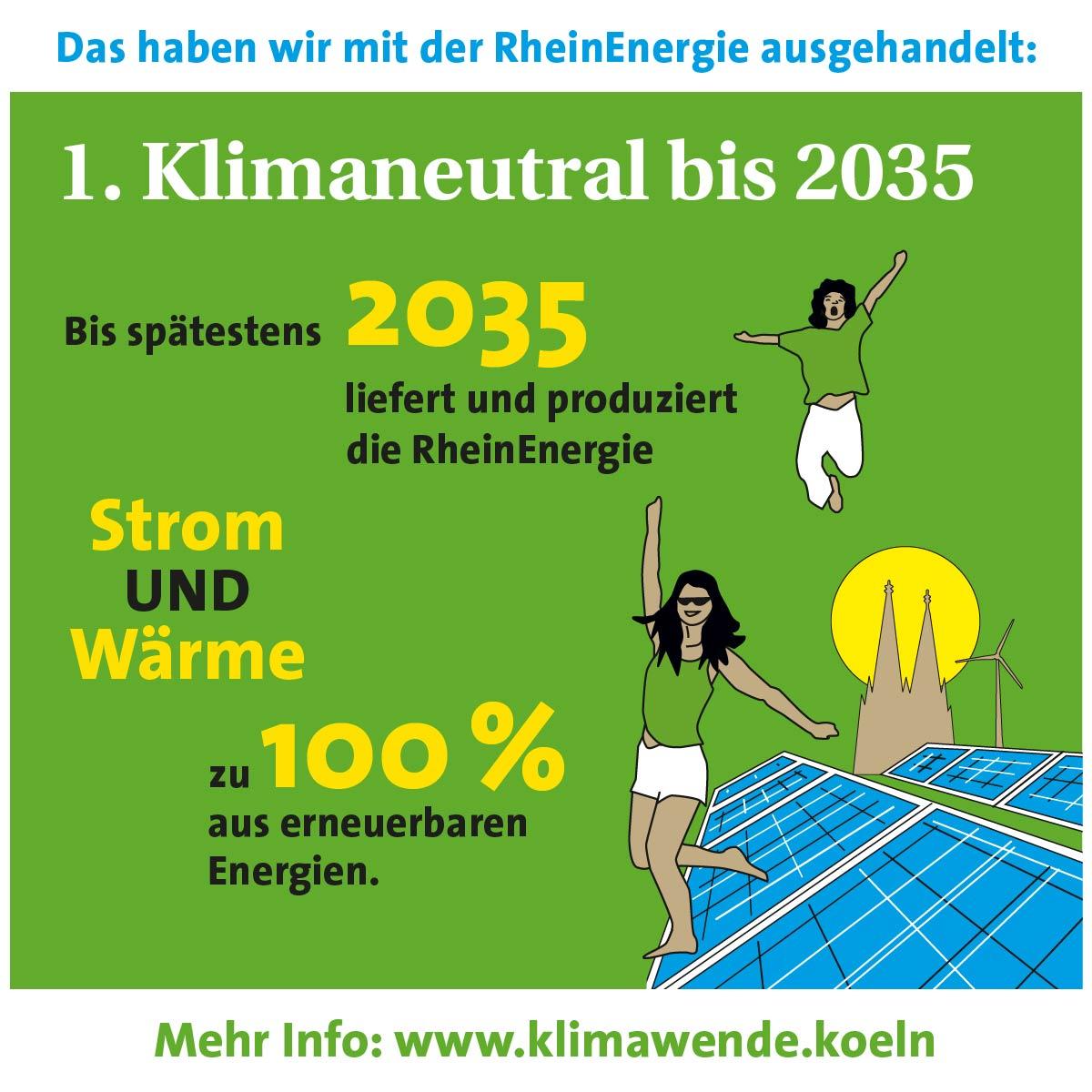 Kernpunkte: 1) Klimaneutralität