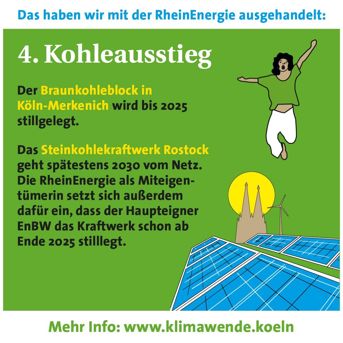 Kernpunkte: 4) Kohleausstieg