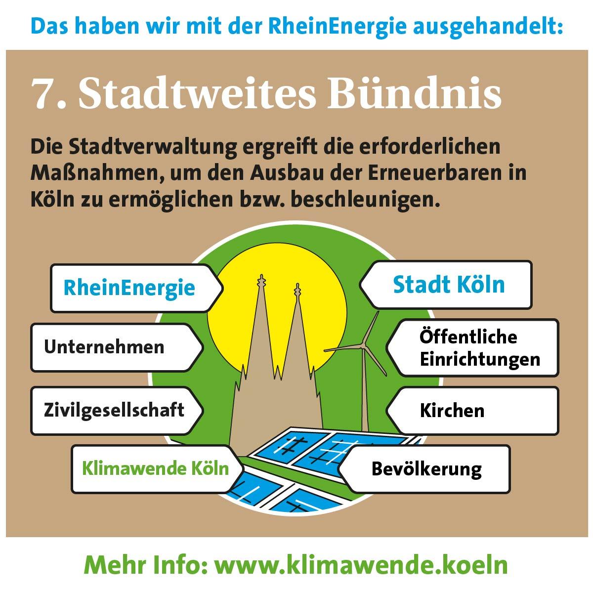Kernpunkte: 7) stadtweites Bündnis
